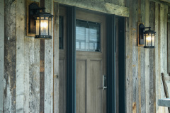 Exterior_Rush_NY_Front_Entry_Door_Rustic_Barnwood