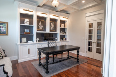 Interior_Fairport_NY_Coffered_Ceiling_French_doors