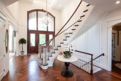 Interior_Fairport_NY_Harring_Bone_Floor_Walnut