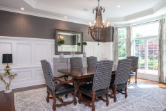 Interior_Fairport_NY_Wainscoting_Grass_Cloth_Dining_Room_Recessed_Ceiling