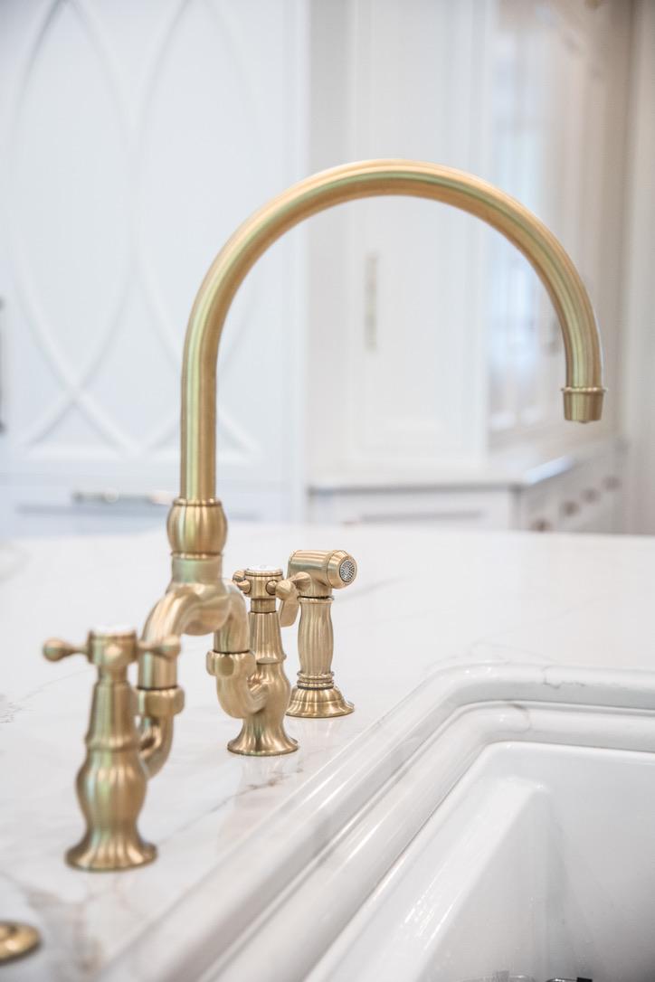 Kitchen_Fairport_NY_Satin_Brass_Kitchen_Faucet