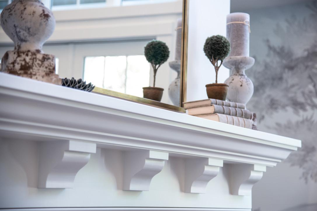 Interior_Fairport_NY_Fireplace_Mantel_Corbel_Trim