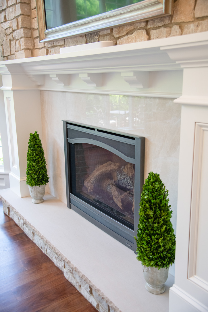 Interior_Fairport_NY_Stone_Hearth_Fireplace_Tile_Surround_Mantel