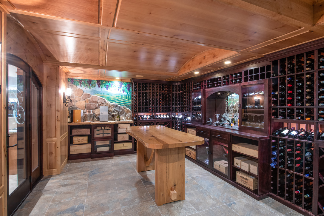 Interior_Fairport_NY_Wine_Cellar