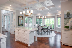 Interior_Fairport_NY_Island_Coffered_Ceiling_Walnut_Floor