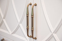 Kitchen_Fairport_NY_Satin_Brass_Pull