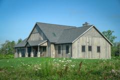 Exterior_Rush_NY_Rustic_Country_Ranch_Vertical_Siding_Cedar_Shake_Barnwood